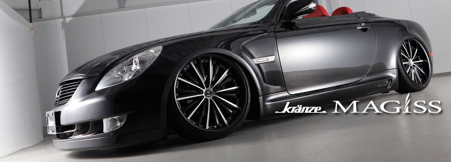 ProSportAuto | Prosport Auto Ltd: Kranze Wheels from Weds