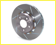 GIRODISC Front 2pc Floating Rotors for Ferrari 348/ 355