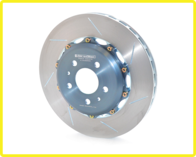 GIRODISC Front 2pc Floating Rotors for Ferrari 550/ 575
