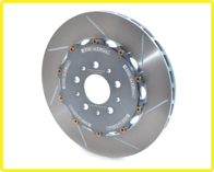 GIRODISC Front 2pc Floating Rotors for Ferrari 360/430